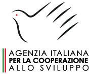 Logo Agenzia Italiana per la Cooperazione allo Sviluppo